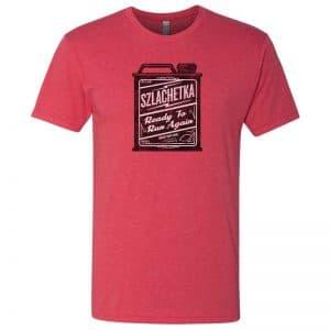Ready To Run Again T-Shirt